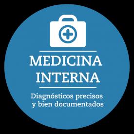 Servicios Clínica Jardín de la Reina Medicina Interna