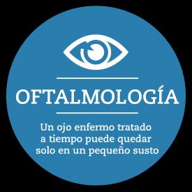 Servicios Clínica Jardín de la Reina Oftalmología